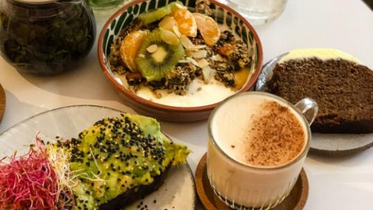 Best Brunch and Breakfast in Paris