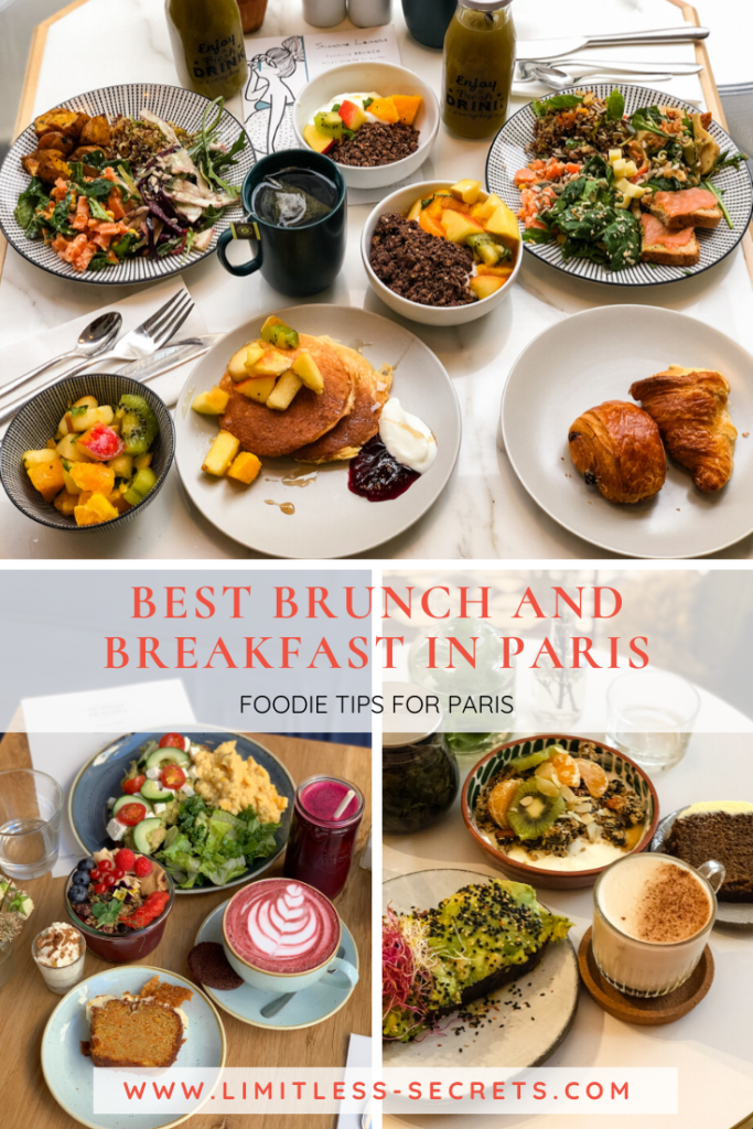 Best Brunch and Breakfast in Paris