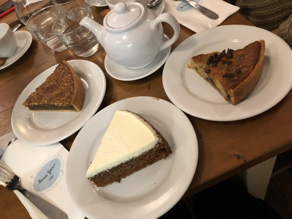 Mamie Gâteaux Paris desserts
