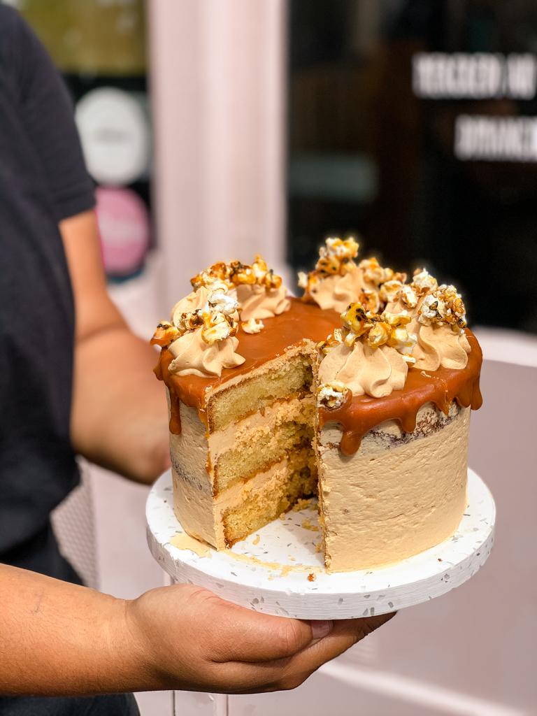 Layer Cake in Holycake - Paris