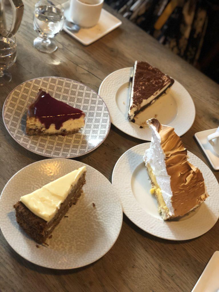 Le Loir dans la Théière Paris desserts