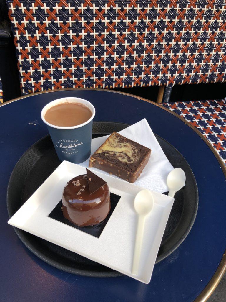 La Chocolaterie Cyril Lignac desserts