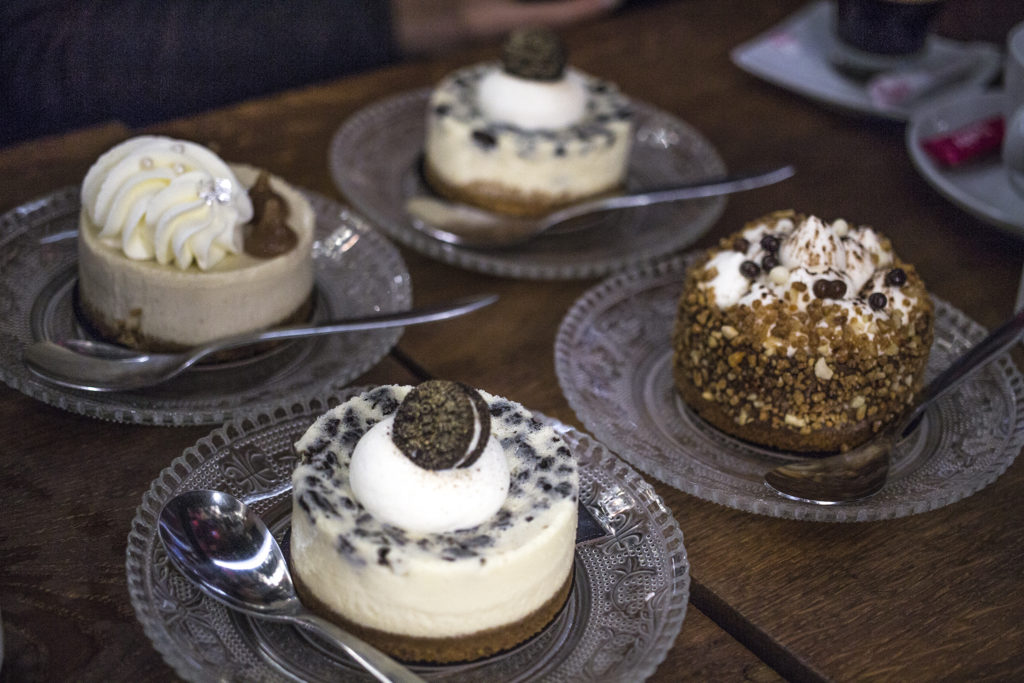 She's Cake cheesecakes Paris
