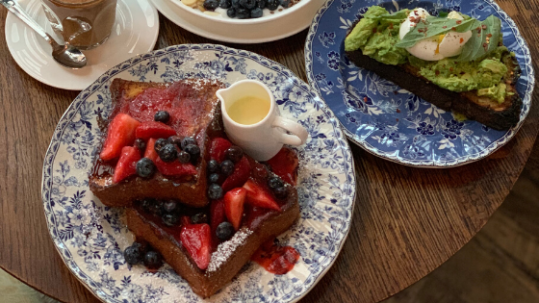 Best brunch and breakfast in Chicago - The Allis