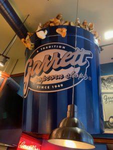 Popcorn from Garrett
