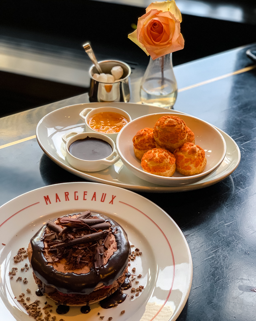 Brunch at Margeaux Brasserie