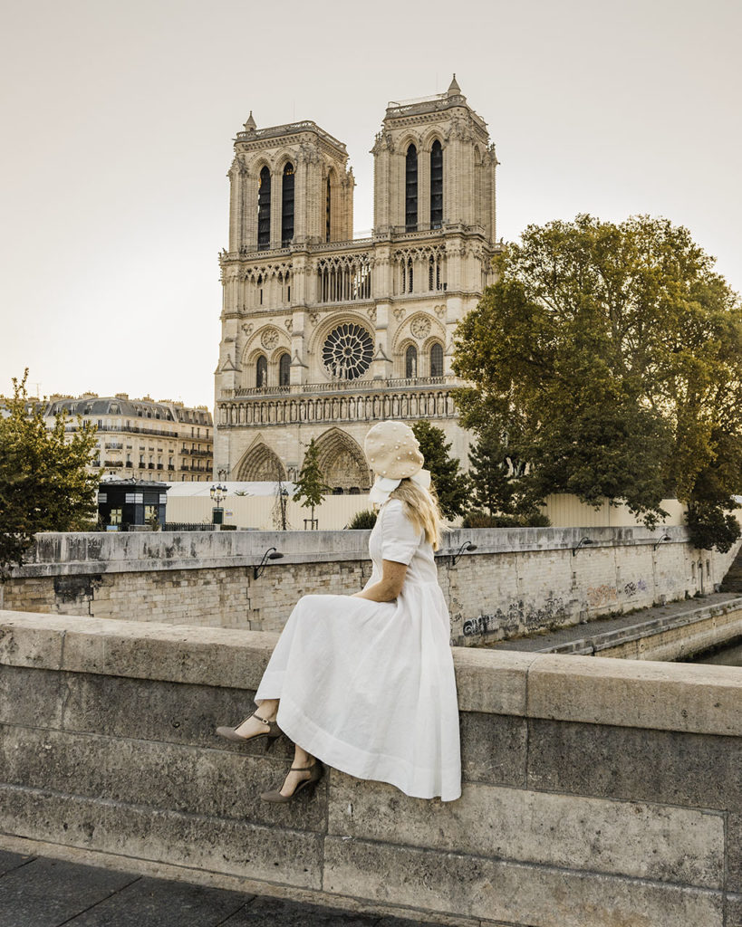 Paris in autumn - Notre Dame