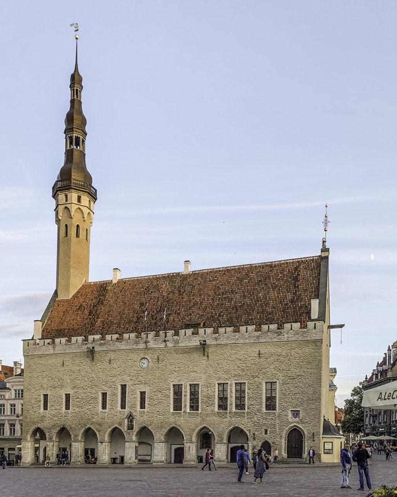 Town Hall, Raekoja Platz - Tallinn, Estonia