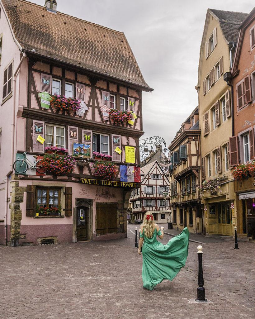 """Maison dite """"Au Pèlerin"""" - Colmar, Alsace"""
