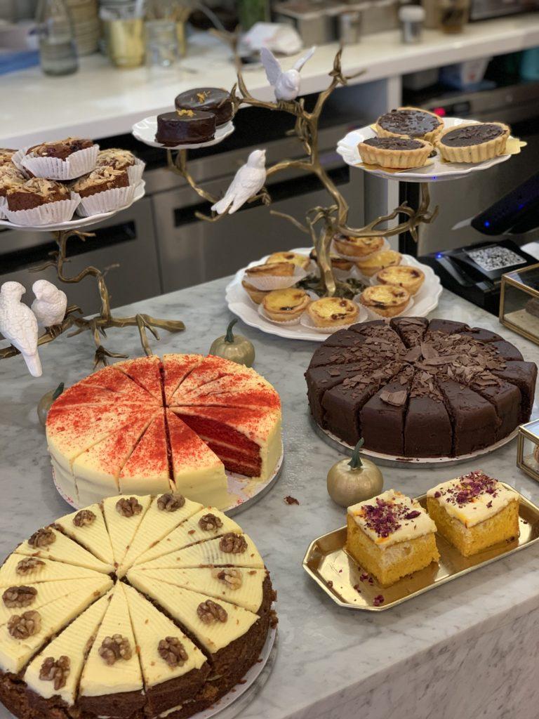 Cakes Feya London