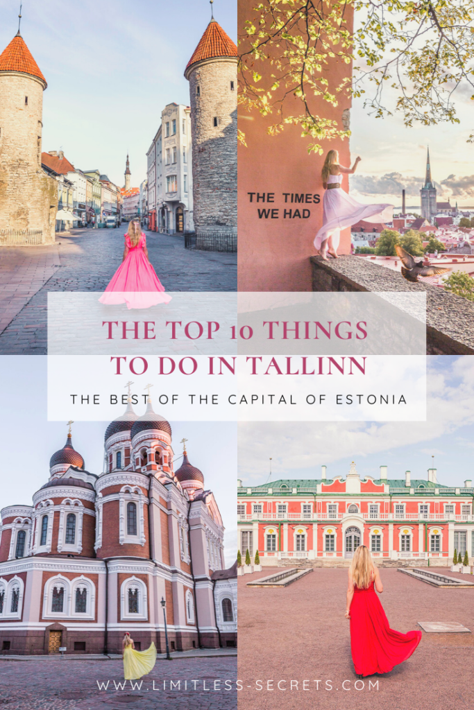 The TOP 10 Things to do in Tallinn