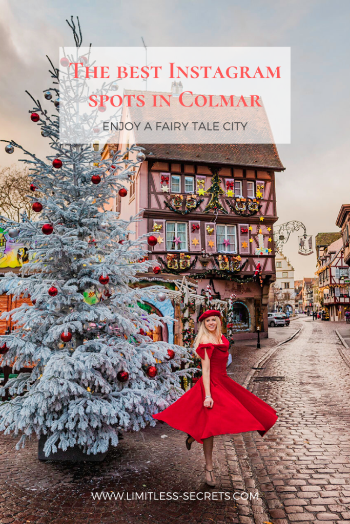 "The best Instagram spots in Colmar, Maison dite ""au pèlerin"""