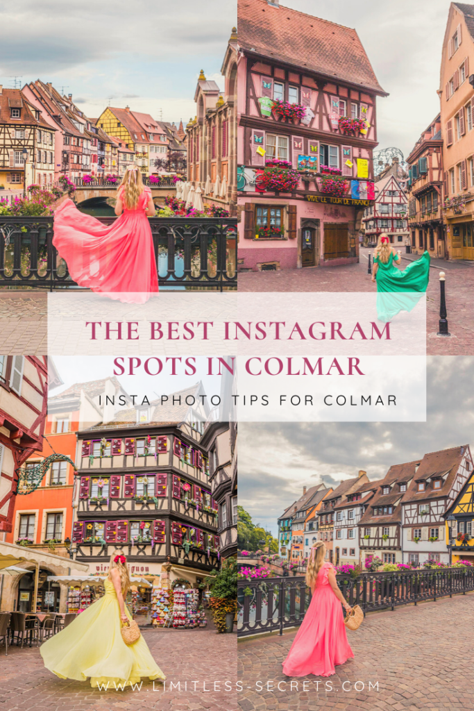 The best Instagram spots in Colmar
