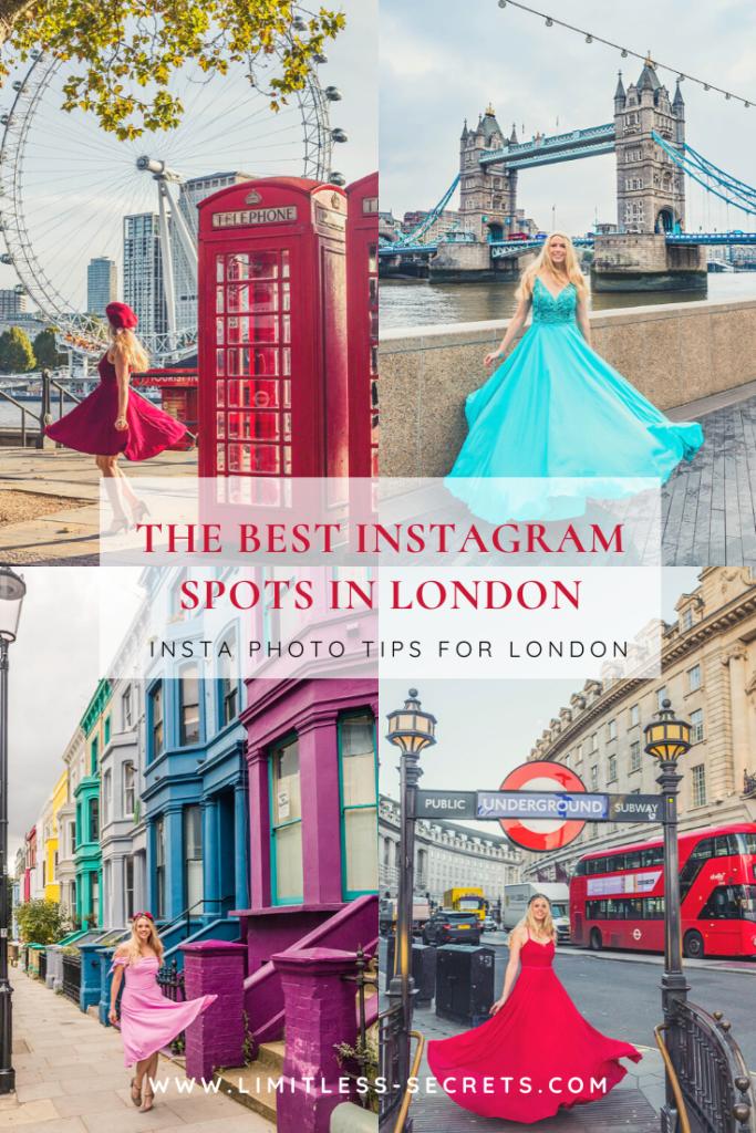 The best Instagram spots in London