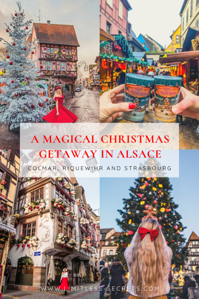 A Magical Christmas Getaway in Alsace