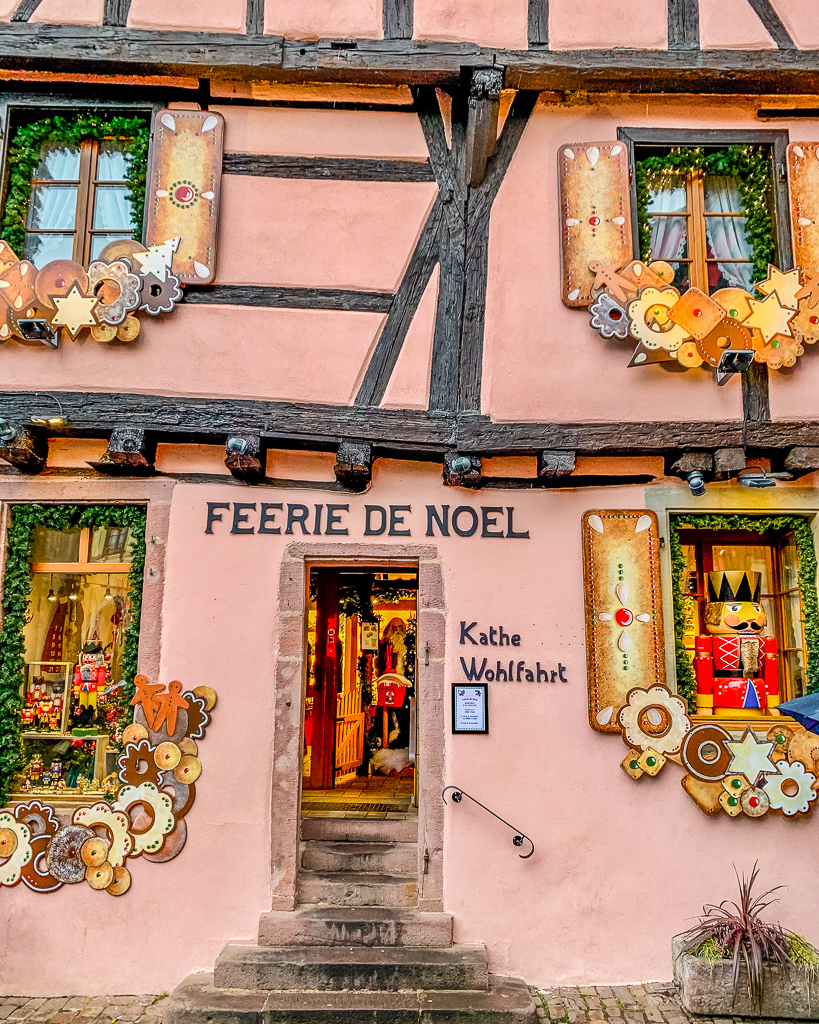 Féerie de Noël - Riquewihr in Alsace