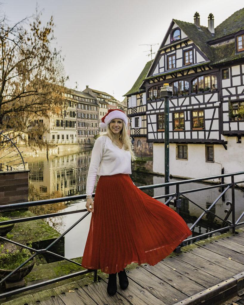 La Petite France in Strasbourg, Alsace