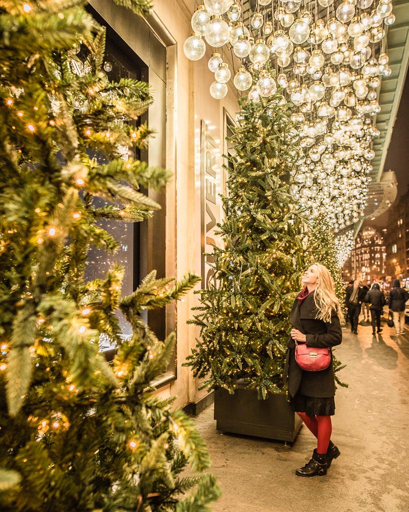 Le Bon Marché Rive Gauche Christmas Windows Paris 2018