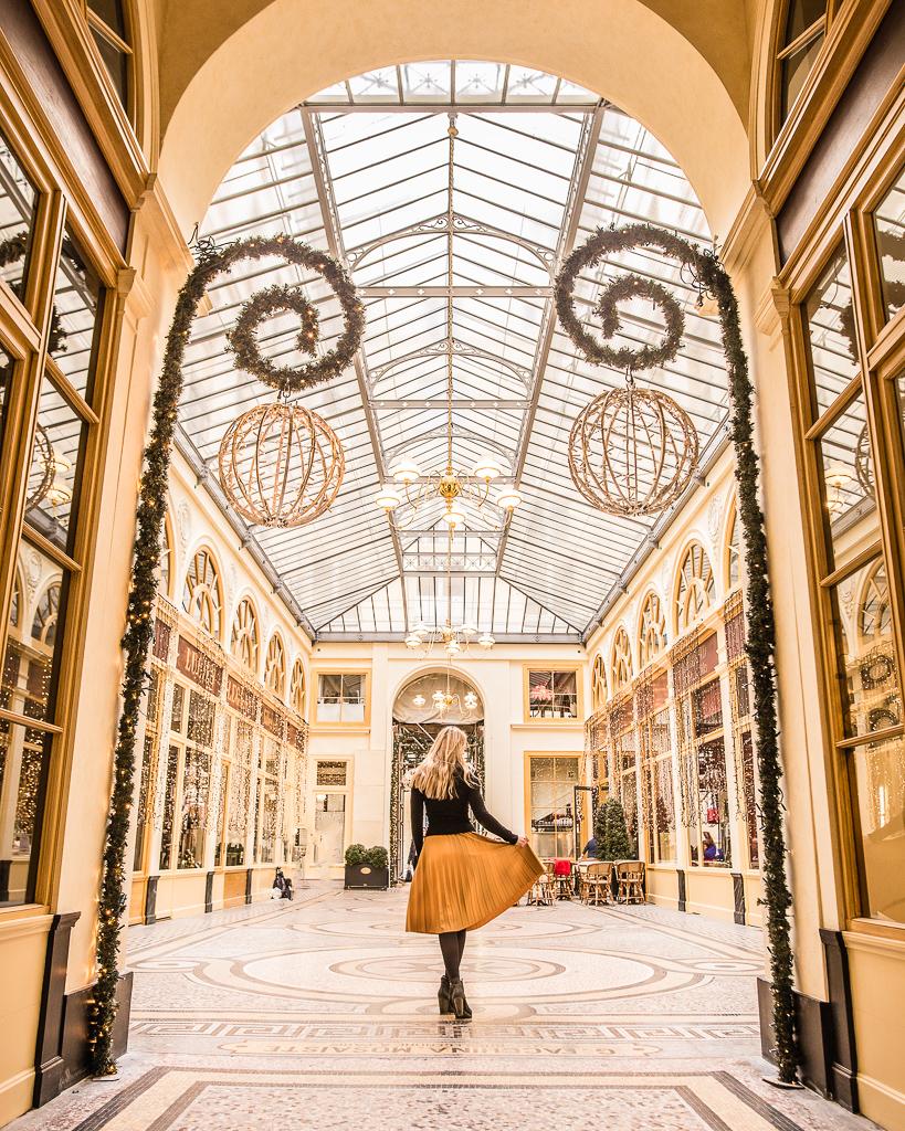 Galerie Vivienne Christmas Paris 2018