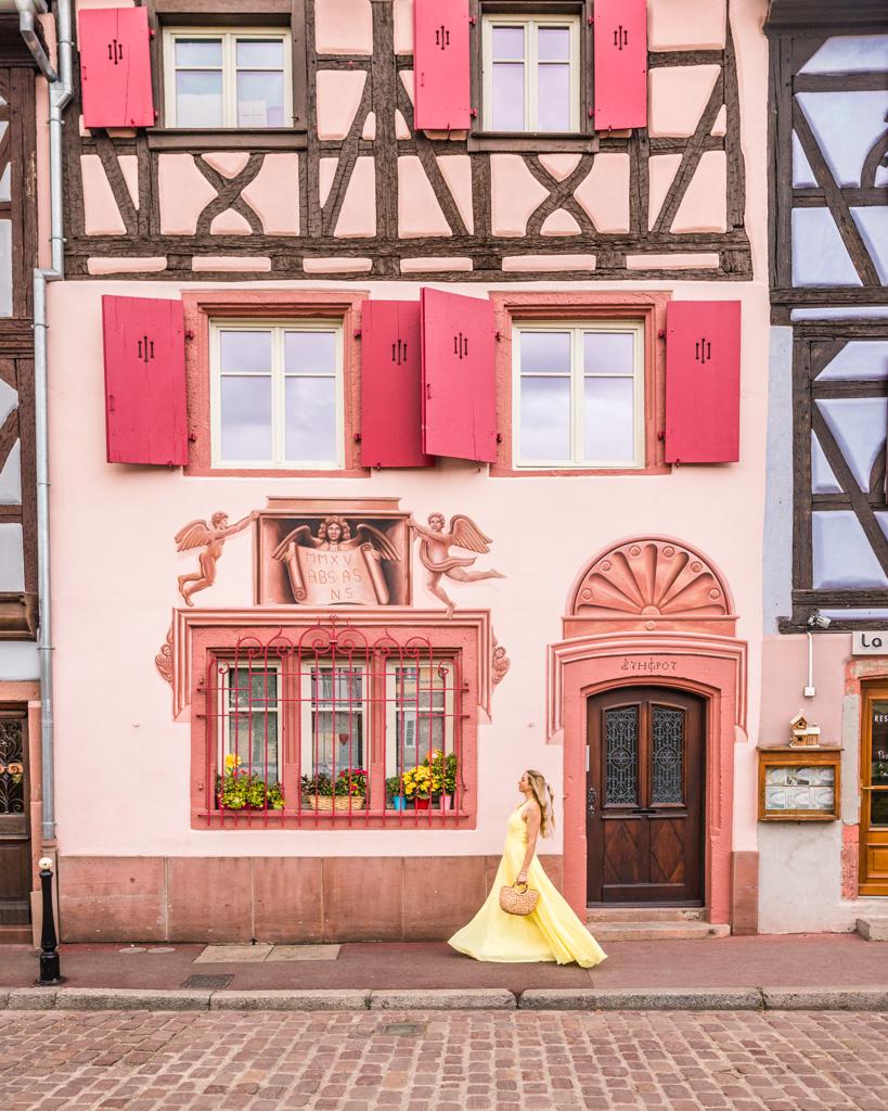 11 Quai de la poissonnerie - Colmar, Alsace