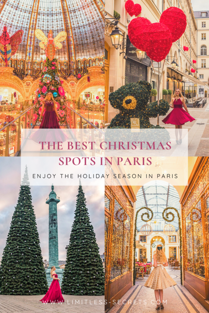 The Best Christmas spots in Paris