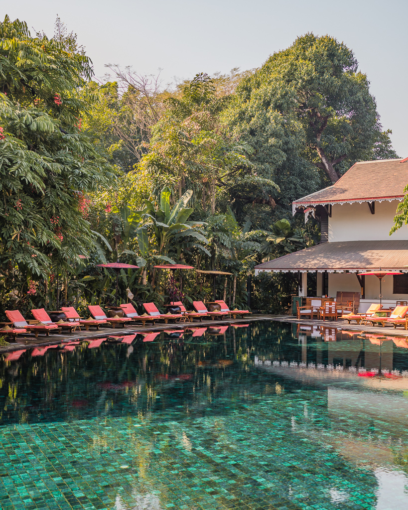 Belmond Governor's Residence, Swimming Pool - Yangon, Myanmar