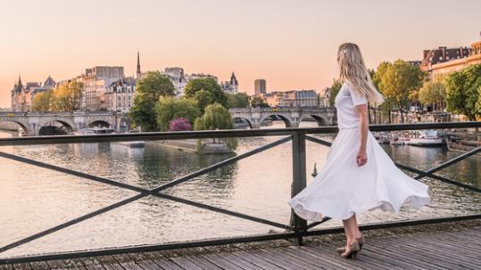 The Most Romantic Places in Paris