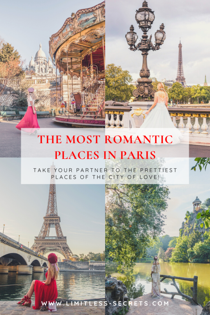 The Most Romantic Places in Paris