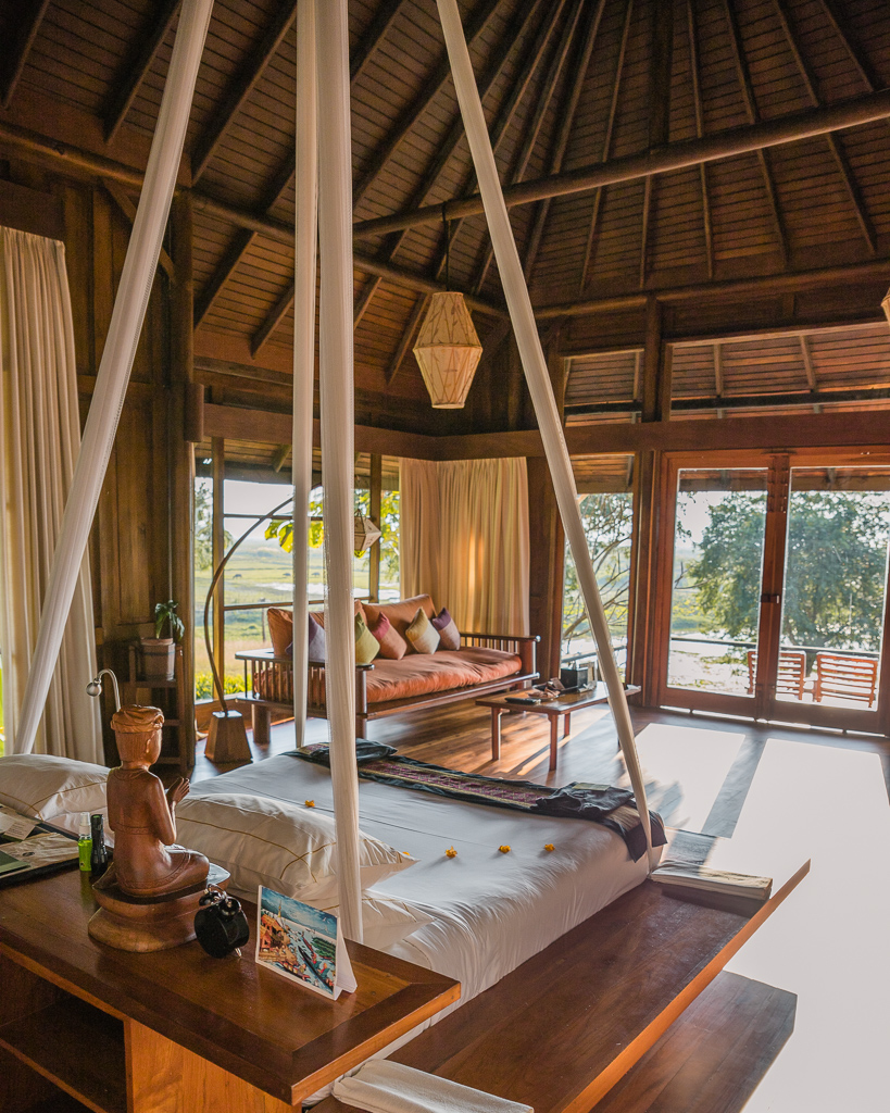 Villa Inle Boutique Resort, villa - Inle Lake, Myanmar