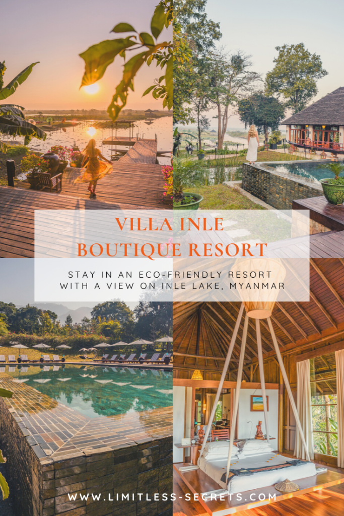 Villa Inle Boutique Resort - Inle Lake, Myanmar