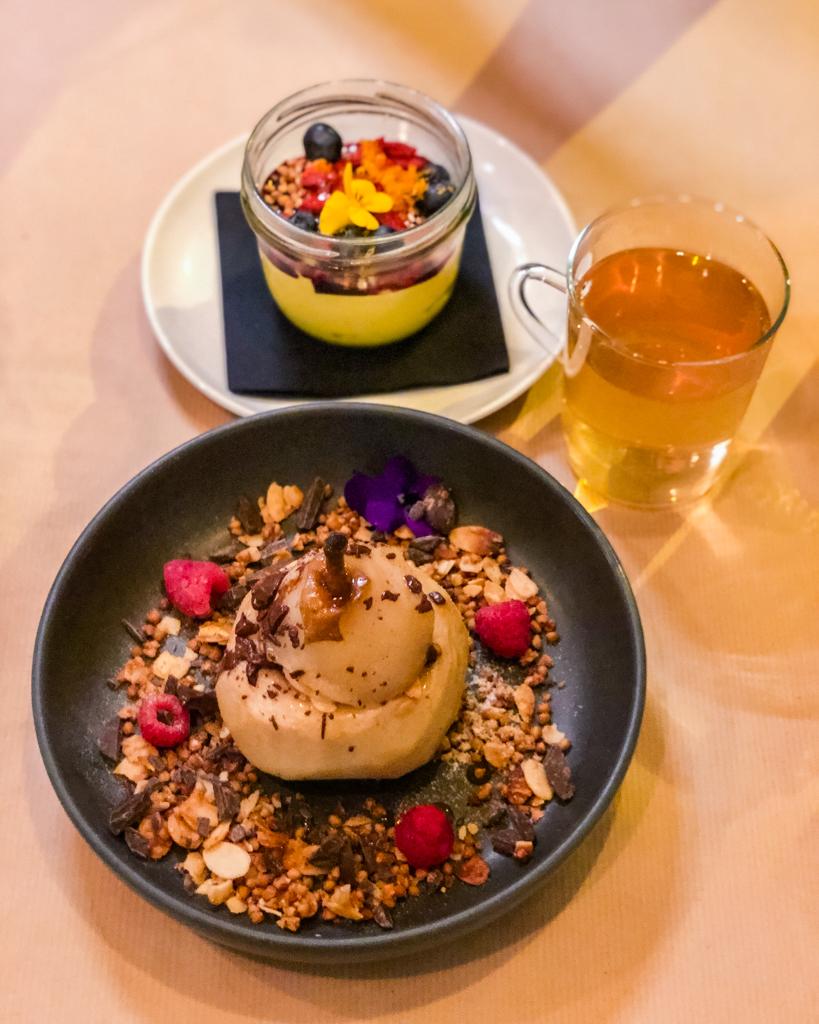Desserts Le Potager de Charlotte, Paris