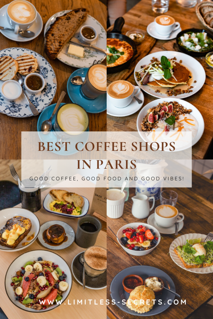 The Best Coffee Shops in Paris