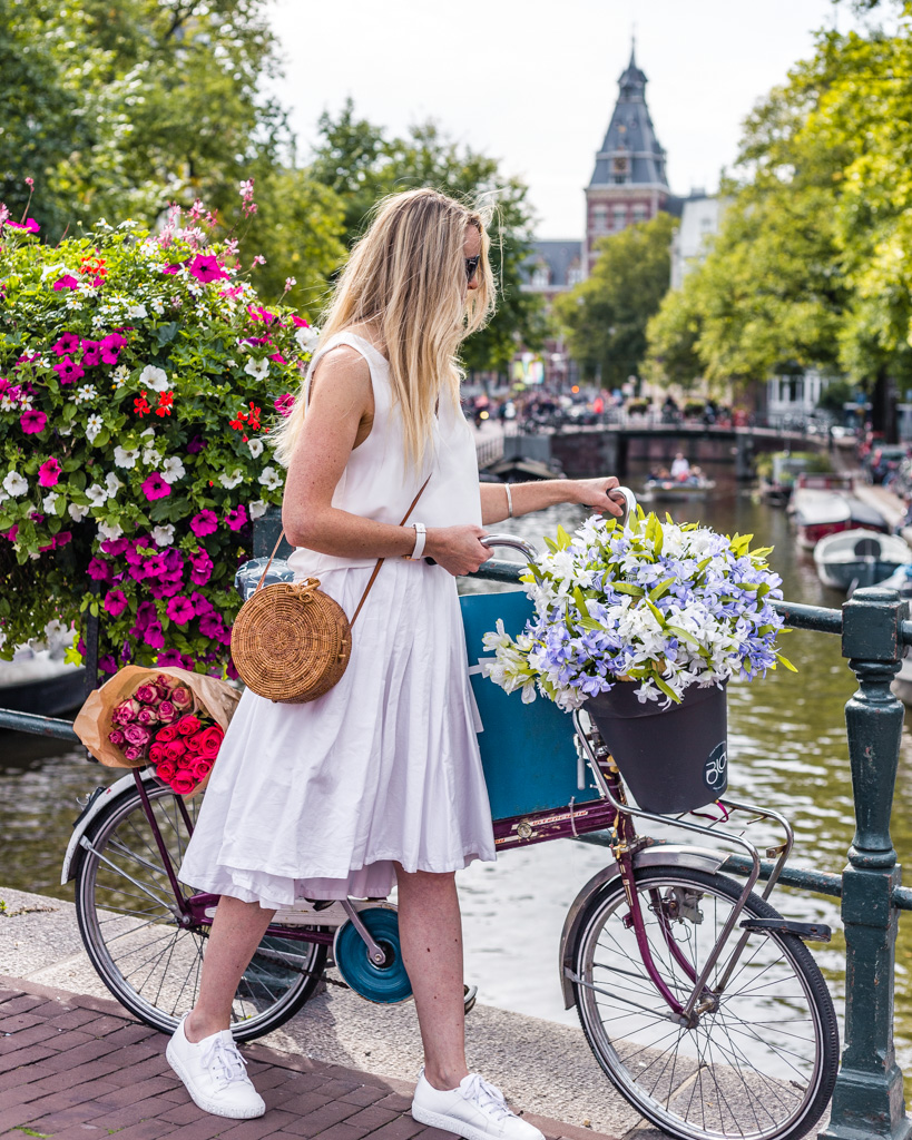 Explore Amsterdam by bike - The Netherlands
