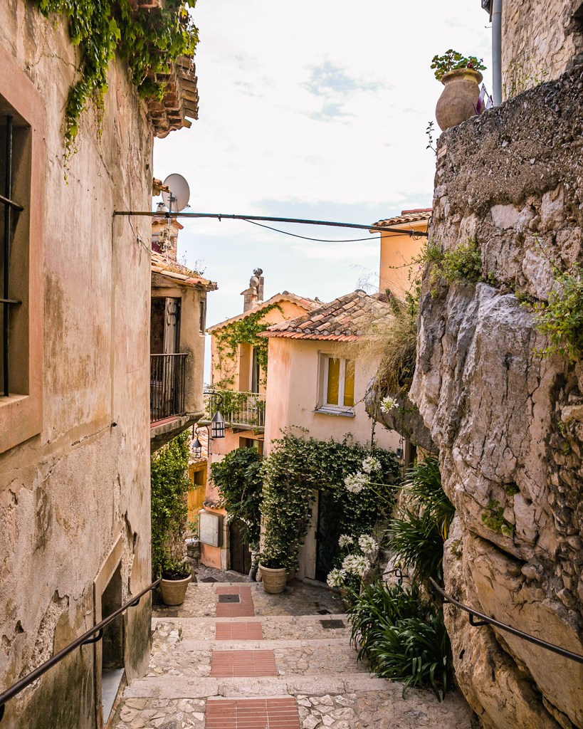 Streets of Eze - French Riviera