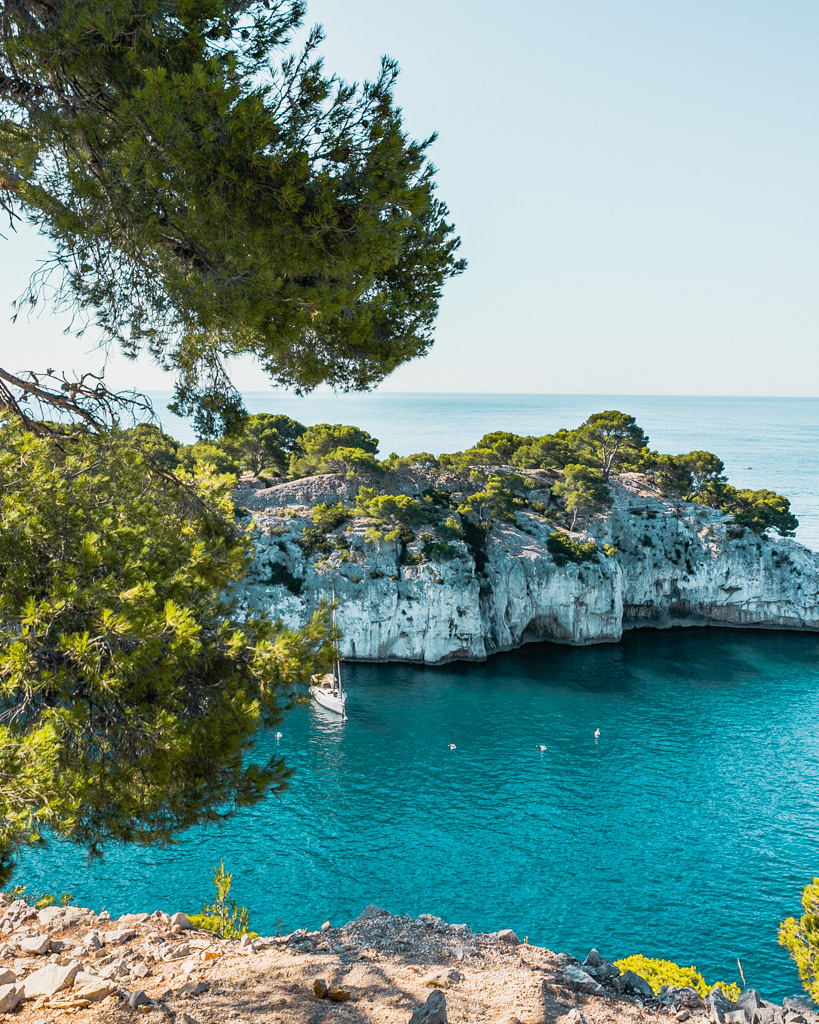 Calanque de Port-Miou - French Riviera