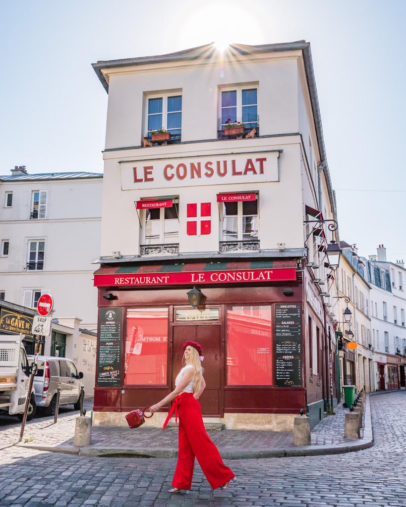 Le Consulat in Montmartre - Paris