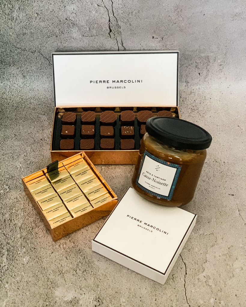 Pierre Marcolini - The Best Chocolates in Paris