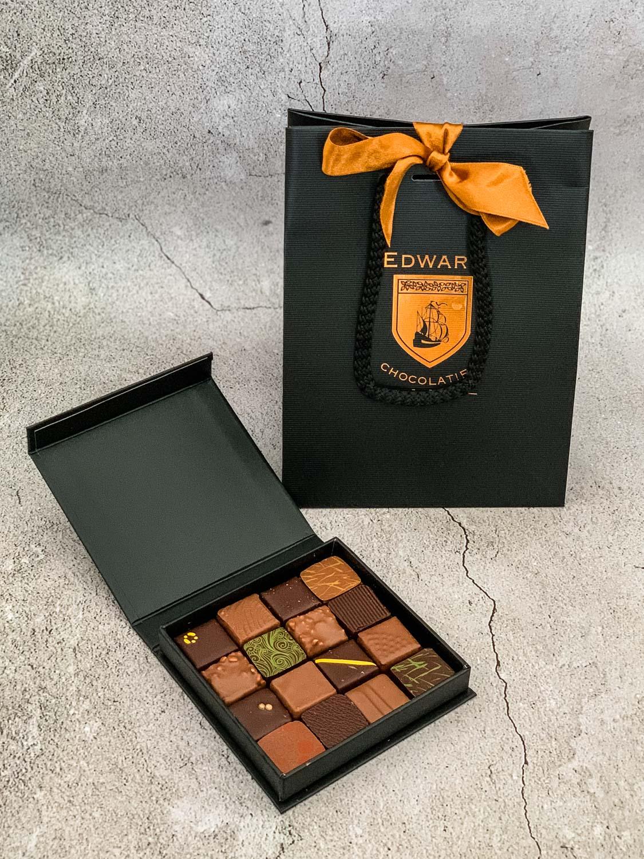 Edwart Chocolatier - The Best Chocolates in Paris