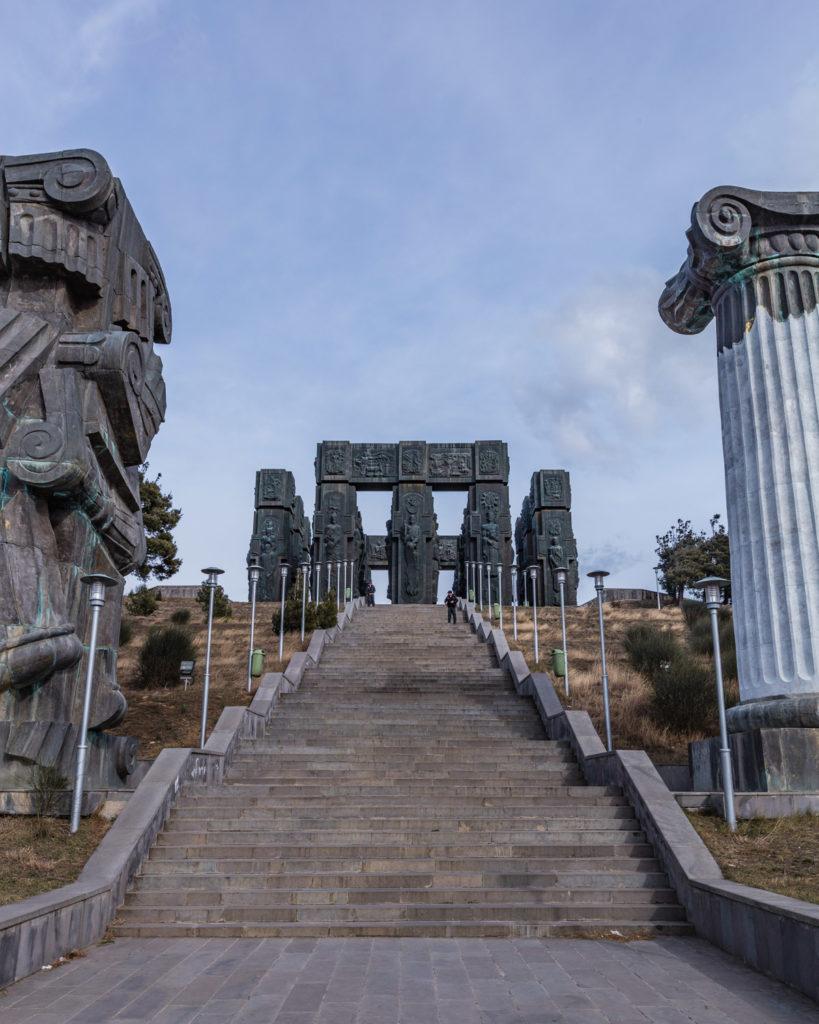 The Chronicles of Georgia in Tbilisi - Georgia