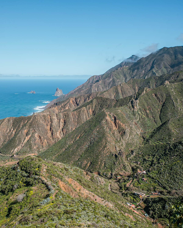 Taganana in Tenerife - Canary Islands