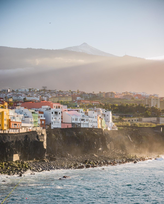 Punta Brava in Tenerife - Canary Islands
