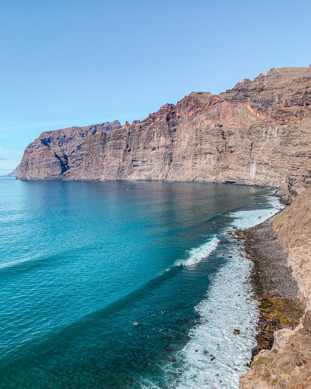 Acantilados de Los Gigantes in Tenerife - Canary Islands
